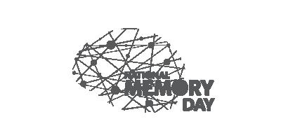 National Memory Day logo