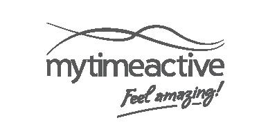 Bromley MyTIme Active logo