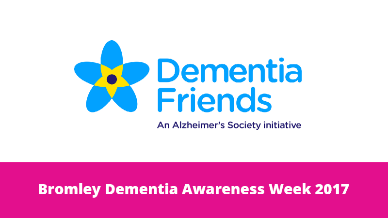 Dementia Friends Sessions in Bromley