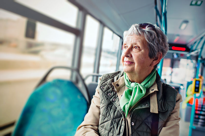 Driving and Transport for People with Dementia image