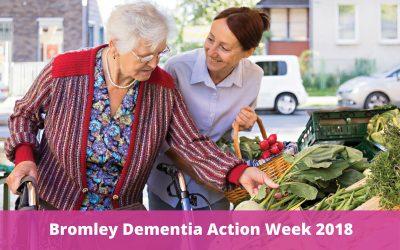 Bromley Dementia Action Week 2018